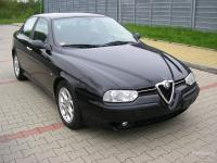 Каркасные шторки на Alfa Romeo 156 (с 1997 по 2005)