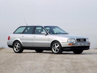 Каркасные шторки на Audi 80 8C B4 Avant (с 1991 по 1996)