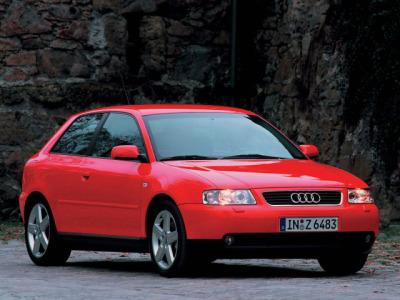 Каркасные шторки на Audi A3 8L (3-дв., с 1996 по 2003)