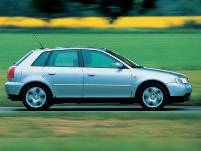 Каркасные шторки на Audi A3 8L (5-дв., с 1996 по 2003)