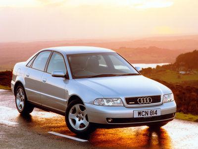 Каркасные шторки на Audi A4 B5 (1994-2001)