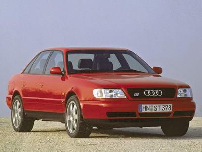 Каркасные шторки на Audi A6 C4 (1994-1997)