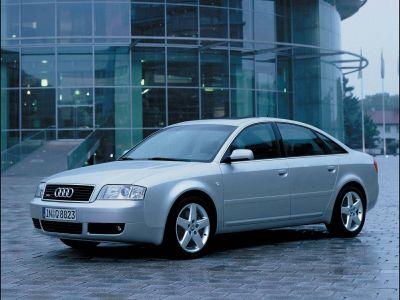 Каркасные шторки на Audi A6 C5 (1997-2004)
