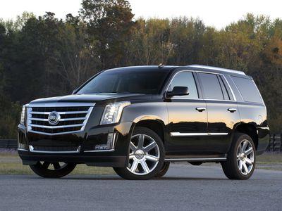 Каркасные шторки на Cadillac Escalade 4 (с 2015 по н.в.)