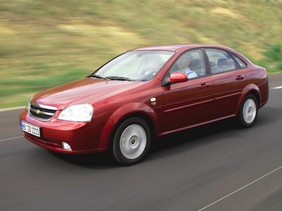 Каркасные шторки на Chevrolet Lacetti седан