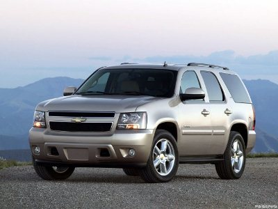 Каркасные шторки на Chevrolet Tahoe 3 GMT900 (с 2007 по 2014)