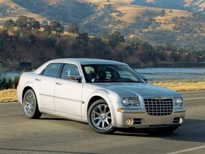 Каркасные шторки на Chrysler 300C 1 (с 2004 по 2010)