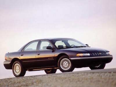 Каркасные шторки на Chrysler Concorde 1 (с 1993 по 1997)