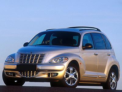Каркасные шторки на Chrysler PT Cruiser