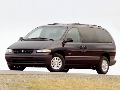 Каркасные шторки на Chrysler Voyager 3 (с 1995 по 2000)