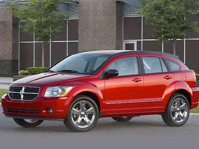 Каркасные шторки на Dodge Caliber (5-дв., с 2006 по 2011)