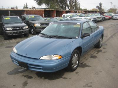 Каркасные шторки на Dodge Intrepid 1 (с 1992 по 1997)