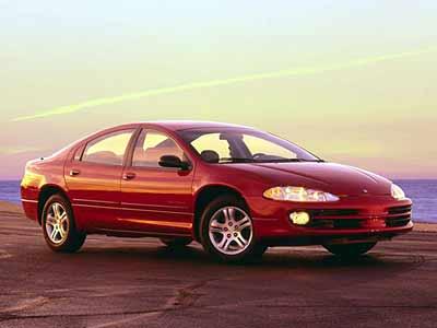Каркасные шторки на Dodge Intrepid 2 (с 1998 по 2004)