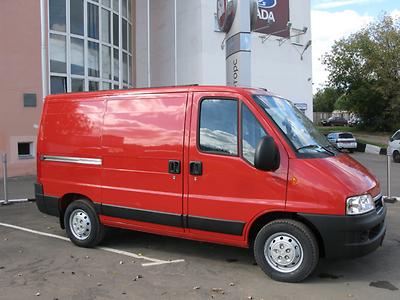 Каркасные шторки на Fiat Ducato 2 244 (Фургон, 4-дв., с 2002 по н.в.)