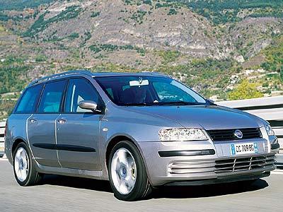Каркасные шторки на Fiat Stilo Multiwagon 192 (2002 - 2006)