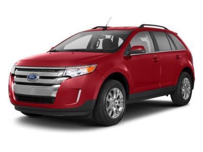 Каркасные шторки на Ford Edge 2 (с 2011 по 2014)