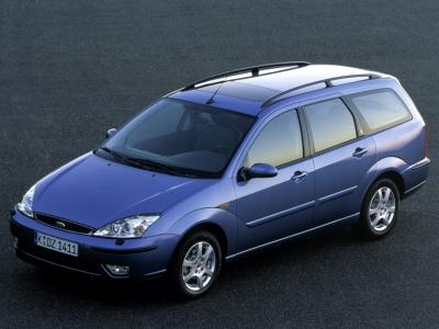 Каркасные шторки на Ford Focus 1 (с 1998 по 2004)