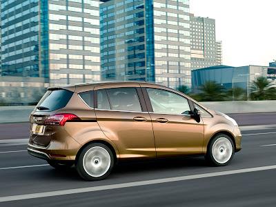 Каркасные шторки на Ford i-Max тайваньская сборка (с 2007 по н.в.)