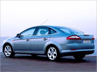 Каркасные шторки на Ford Mondeo 4 седан (2007-2013)
