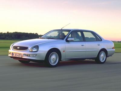 Каркасные шторки на Ford Scorpio 2 (с 1994 по 1998)