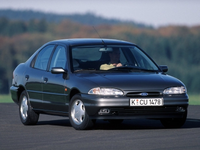 Каркасные шторки на Ford Mondeo (5-дв., 1993-1996)