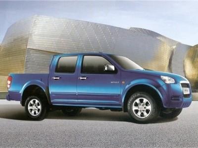 Каркасные шторки на Great Wall V240 Dual Cab (Пикап, 4-дв., с 2009 по 2012)