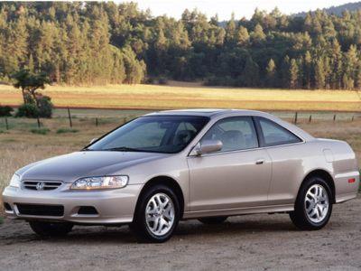 Каркасные шторки на Honda Accord 6 (Купе, 2-дв., 1998 - 2002)