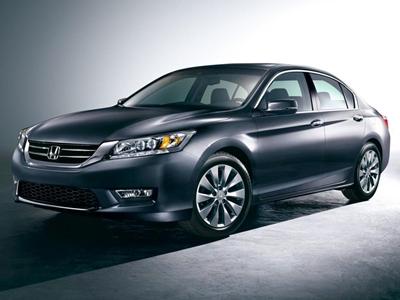Каркасные шторки на Honda Accord 9 (с 2012 г.в.)