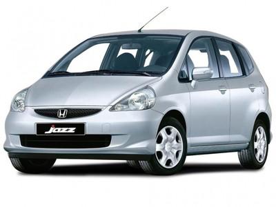Каркасные шторки на Honda Jazz 1 (5-дв., с 2001 по 2008)