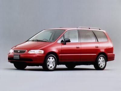 Каркасные шторки на Honda Odyssey 1 (с 1994 по 1999)