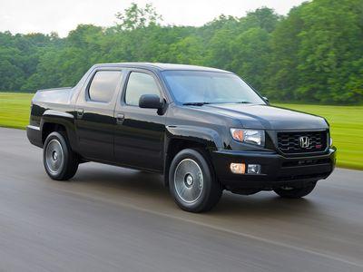 Каркасные шторки на Honda Ridgeline (Пикап, 4-дв., с 2005 по н.в.)