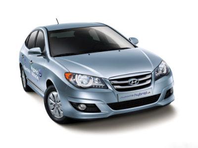Каркасные шторки на Hyundai Avante HD (с 2006 по 2010)