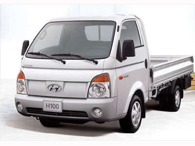 Каркасные шторки на Hyundai H100 (Пикап, 2-дв., с 1996 по 2004)
