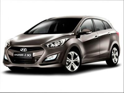 Каркасные шторки на Hyundai i30 (с 2012 по н.в.)