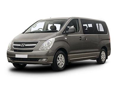 Каркасные шторки на Hyundai i800 (Минивэн, 4-дв., с 2008 по н.в.)