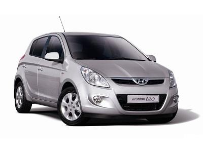 Каркасные шторки на Hyundai ix20 (5-дв., с 2010 по н.в.)