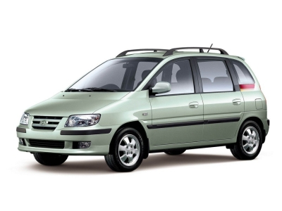 Каркасные шторки на Hyundai Lavita (с 2001 по 2005)