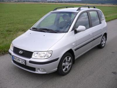 Каркасные шторки на Hyundai Lavita (с 2005 по 2007)