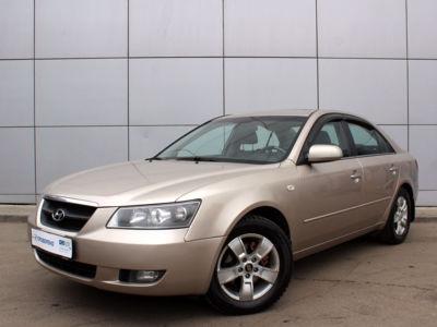 Каркасные шторки на Hyundai NF (с 2005 по 2008)