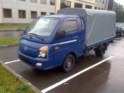 Каркасные шторки на Hyundai Porter 2 (Фургон, 2-дв., с 2010 по н.в.)