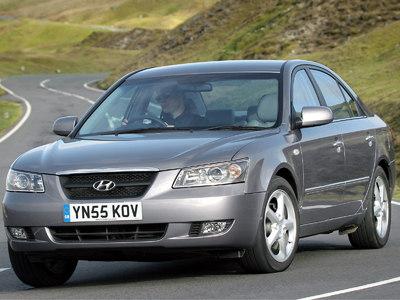 Каркасные шторки на Hyundai Sonica (с 2005 по 2008)