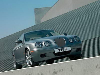 Каркасные шторки на Jaguar S-type (с 1999 по 2008)