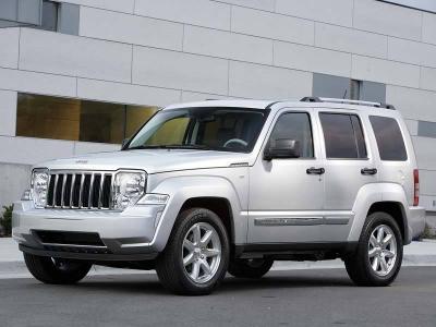 Каркасные шторки на Jeep Cherokee 4 KK Limited (с 2007 по 2012)