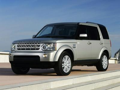Каркасные шторки на Land Rover Discovery 4 (с 2009 по 2016)