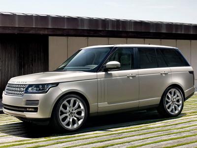 Каркасные шторки на Land Rover Range Rover L405 LWB (с 2014 по н.в.)