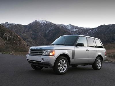 Каркасные шторки на Land Rover Range Rover 3 (с 2002 по 2012)