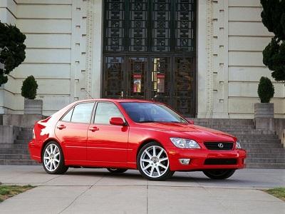 Каркасные шторки на Lexus IS 1 XE10 (с 1998 по 2005)