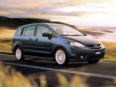 Каркасные шторки на Mazda 5 CR (с 2005 по 2010)