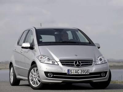 Каркасные шторки на Mercedes-Benz A W169 (2004 - 2012)