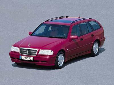 Каркасные шторки на Mercedes-Benz C-klasse 1 S202 (с 1996 по 2001)